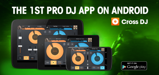 Cross DJ – For DJs Who Want to Be the Life of Every Party