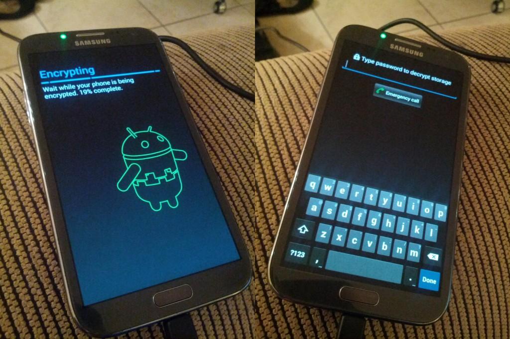 android setup tips 10