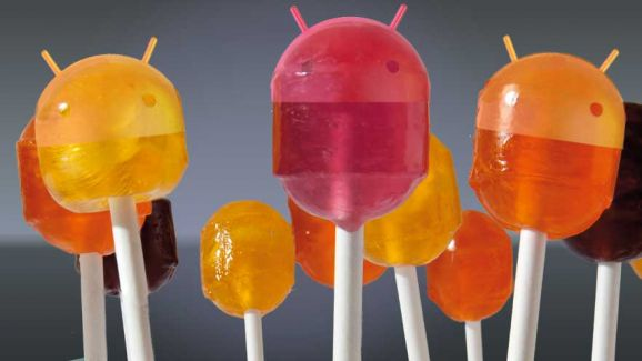 7 New Features of Android 5.0 Lollipop Unveiled