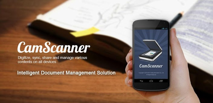 CamScanner – Scanning Documents Made Easy