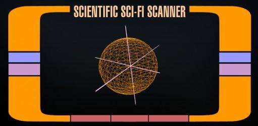 Scientific Sci-Fi Scanner Lite – You Think It, It Scans It!