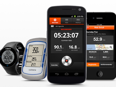 Strava Running and Cycling GPS – Challenge Your Fitness Levels