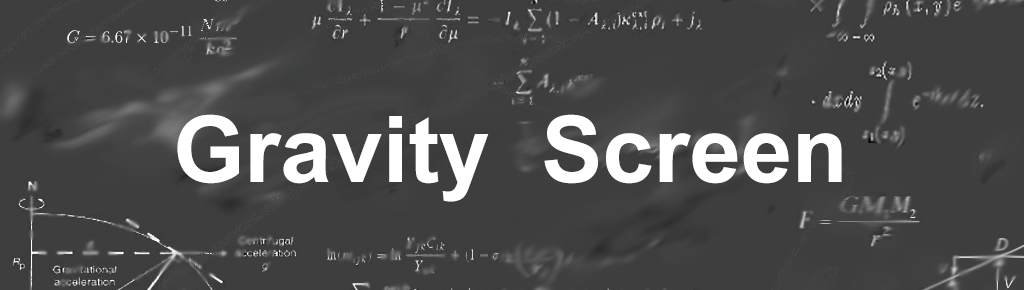 Gravity Screen – Smarten Up Your Smartphones A Little
