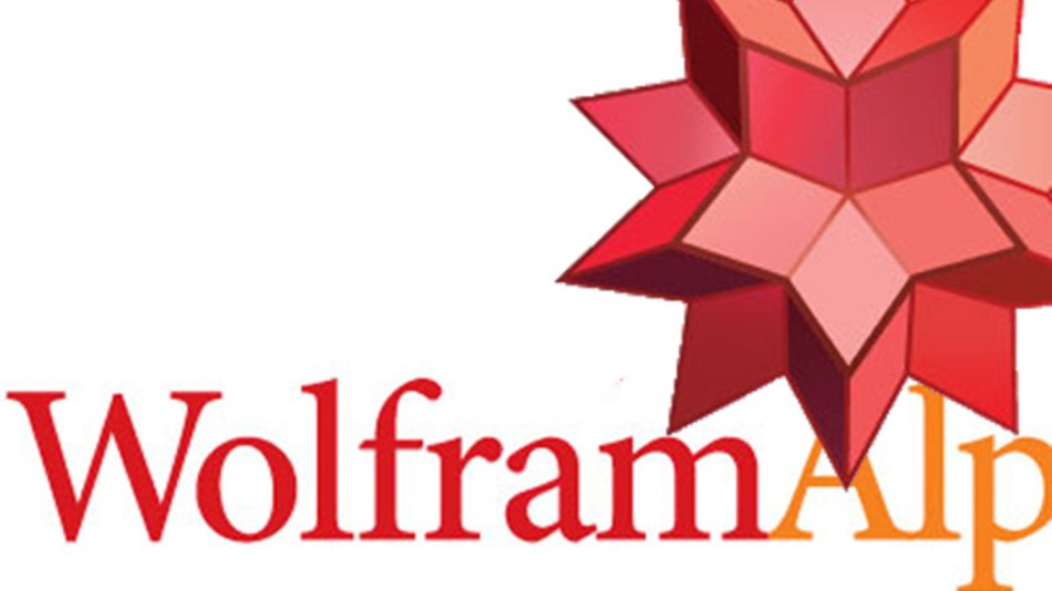 WolframAlpha – The Ultimate Knowledge Engine