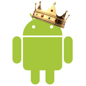 Android Retains Its 'Unbeatable' Position in the Smartphone Market, For Now