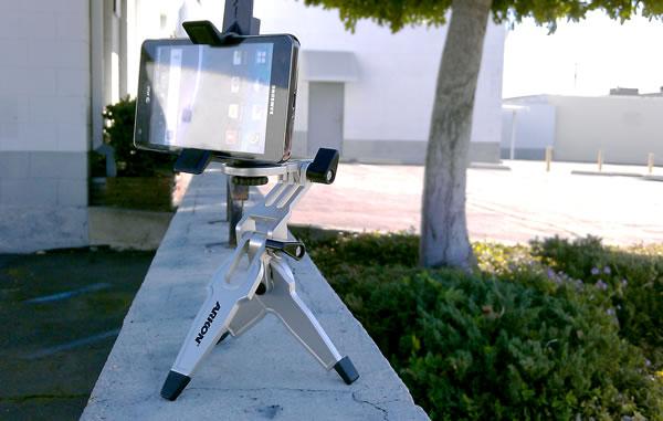 android smartphone tripod