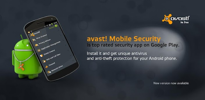 Avast – One of the Best Free Mobile Security Solutions for Android