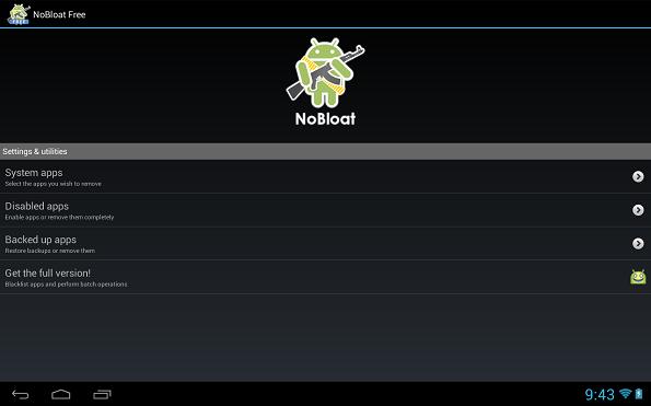nobloat 2