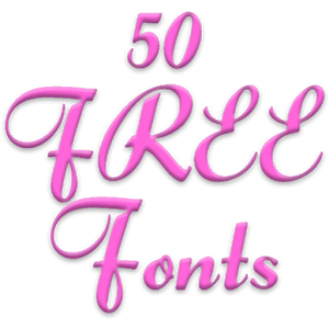 Fonts For FlipFont 50 – Breaking Text Monotony with Style