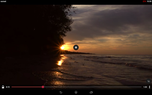 HD Video Player for Android 2