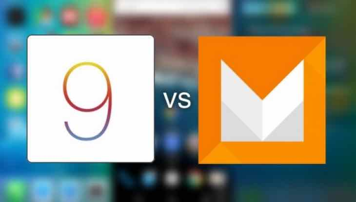 Android M vs iOS 9 – A Preview of the Coming Showdown
