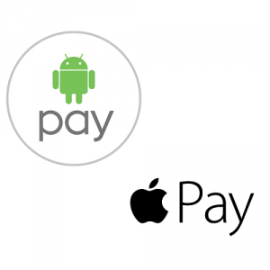 Apple Pay and Android Pay Yet to Make a Deep Impact