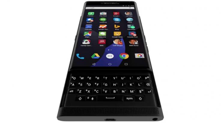 blackberry priv 5