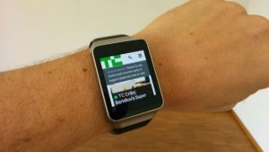 Is Android Wear Ready for the Internet of the Future?