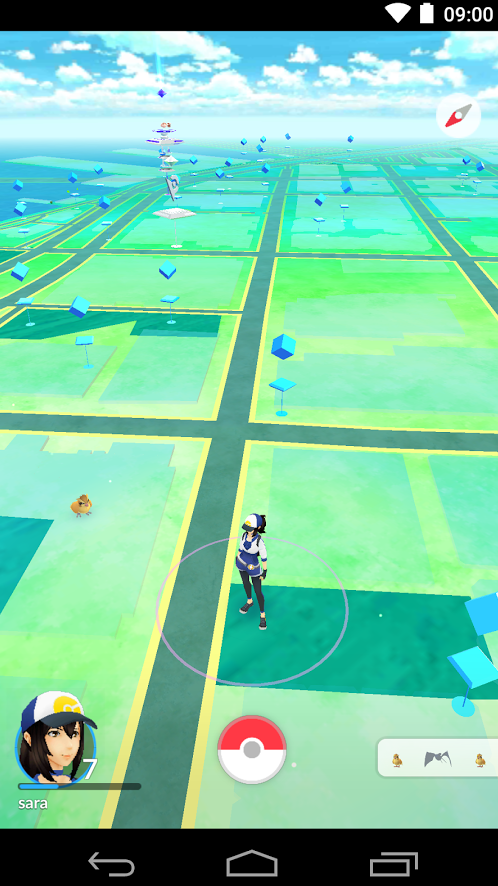 Pokemon GO Has Officially Launched for Android and iOS