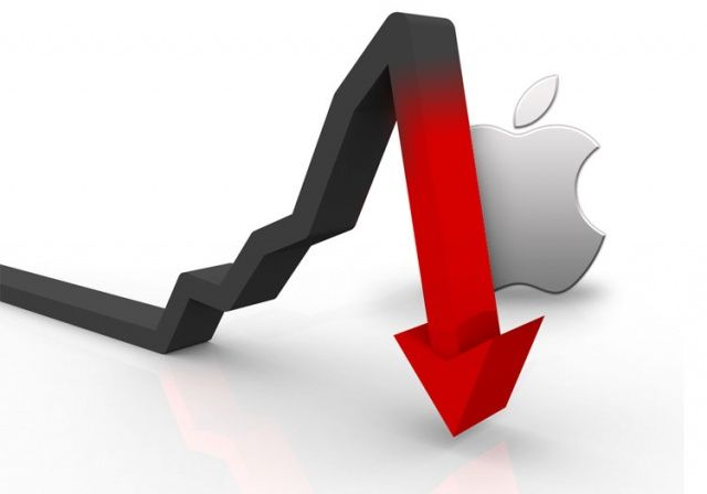 Apple Reports First Annual Revenue Decline Since 2001