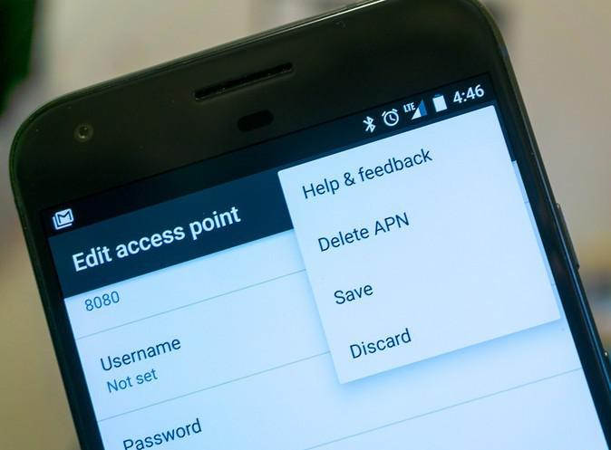 How to Modify the APN in your Android Device