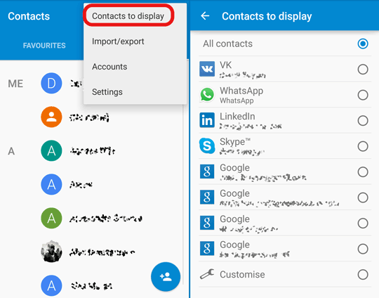 Recover your lost or deleted Android contacts in 4 ways
