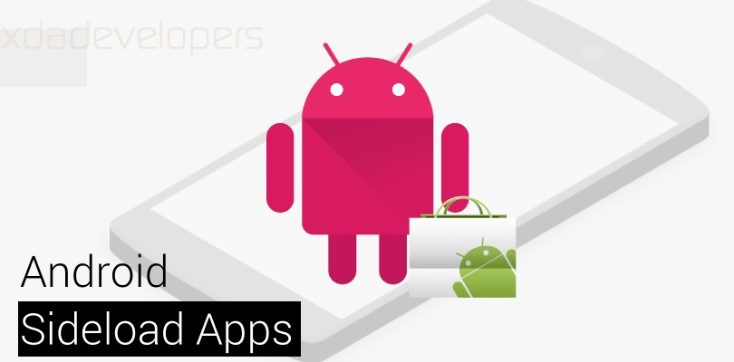 Sideloading Apps in Android