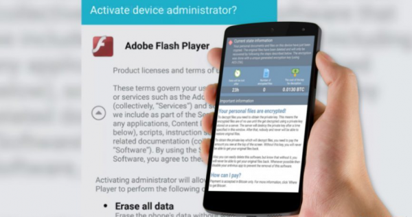 DoubleLocker Ransomware: A new threat to Android devices