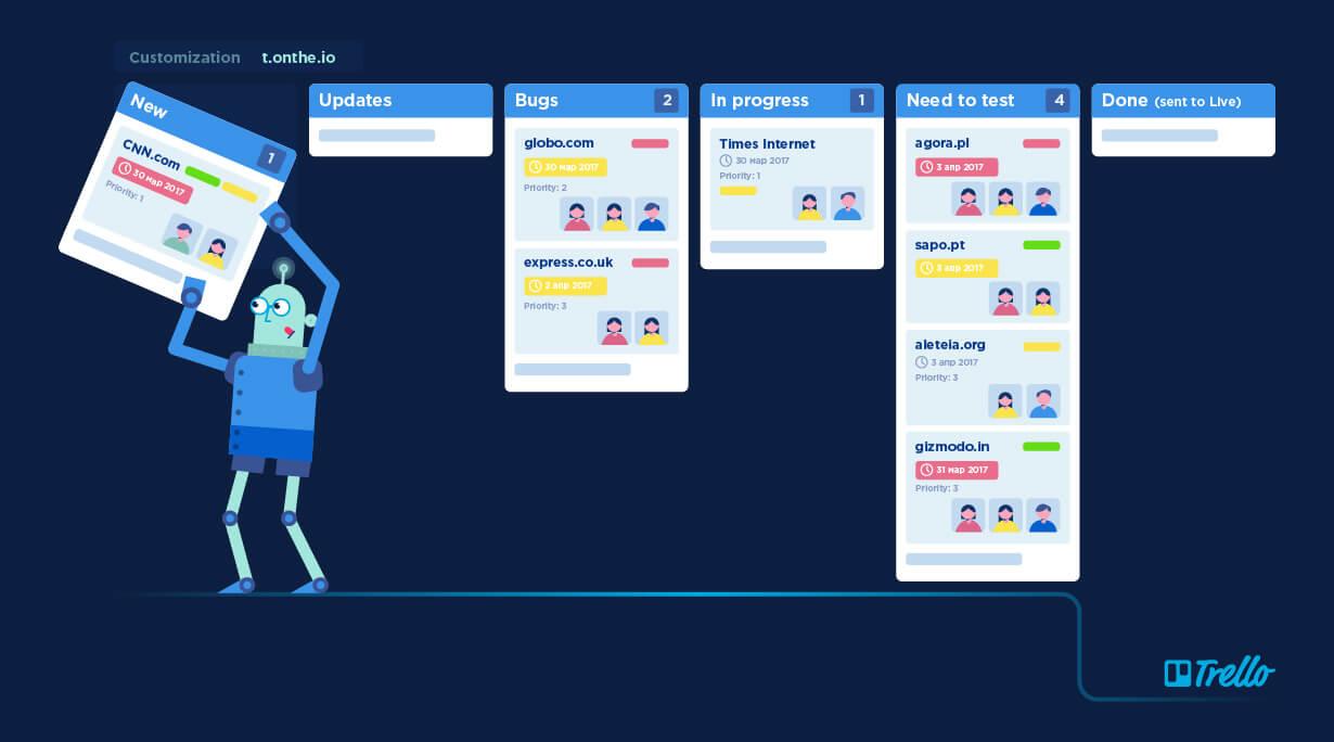 Easier Life, Better Life with Trello Organizer App