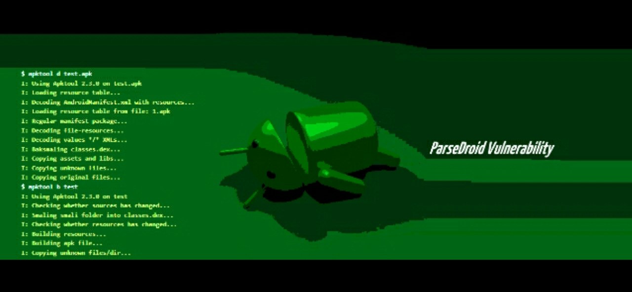 New ParseDroid Vulnerability Threatens Android App Developers