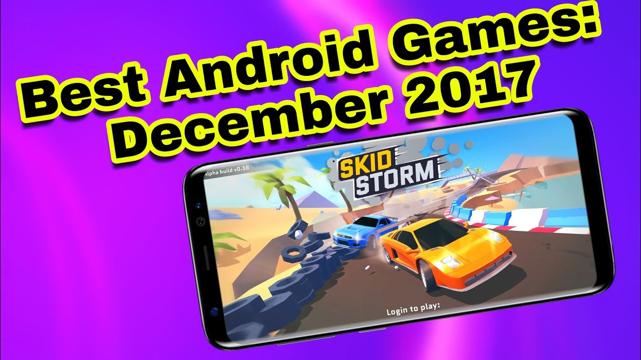 Best Android Games for December 2017