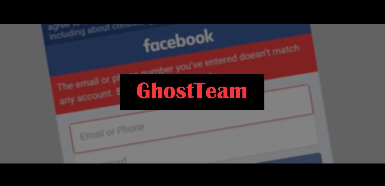 """New Android Malware Dubbed as """"GhostTeam"""" can Steal Facebook"""