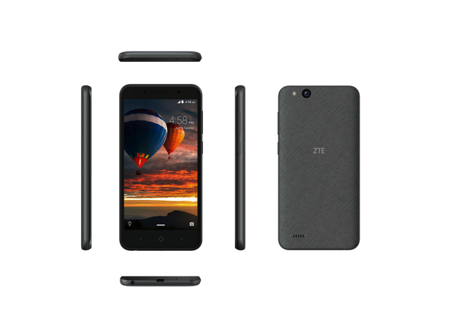 ZTE introduces Temp Go, the first Android Oreo (Go Edition) and budget-friendly handset