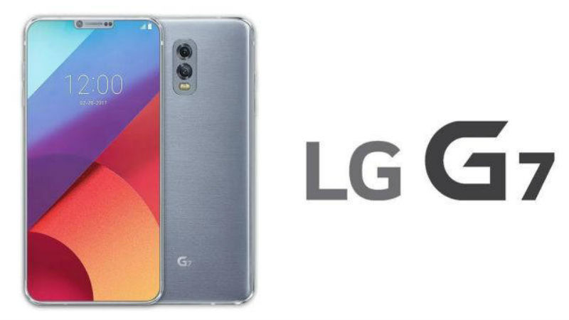 "LG G7 to adapt the terrible LG ""ThinQ"" branding"