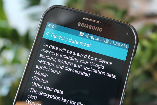 Your Android Phone Just Needs a Factory Reset