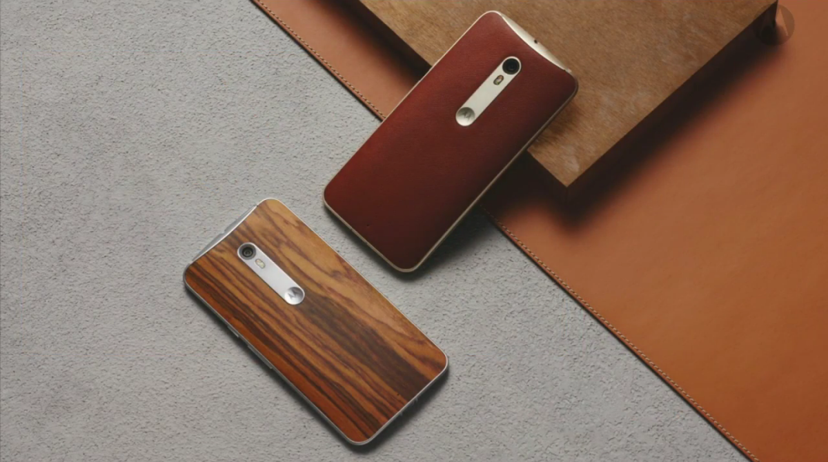 Future Smartphones May be Made of Wood