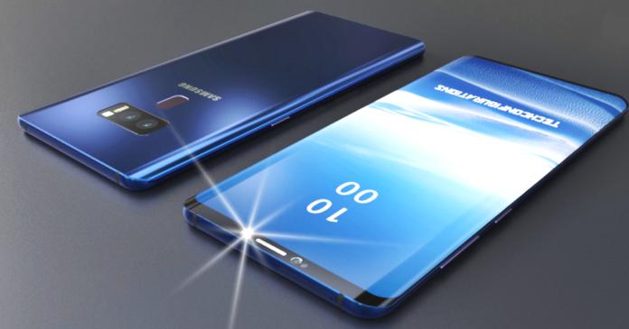 Samsung Galaxy Note 9: First Peek