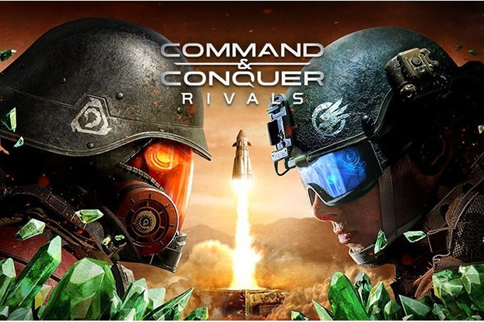 """Classic Strategy Game """"Command and Conquer: Rivals"""" now on Android"""