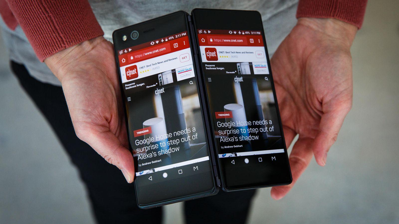 New on Samsung: Good Lock UI App, Custom Ringtones, Foldable Phone
