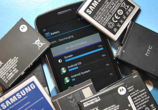 Android Phone Batteries Have Plateaued Over the Years