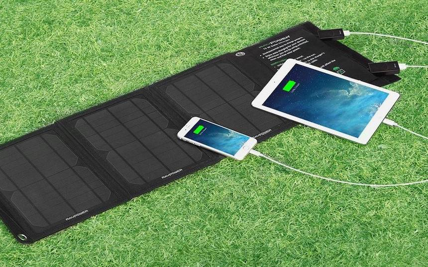 You'll Need This Solar Charger for Your Android Phone