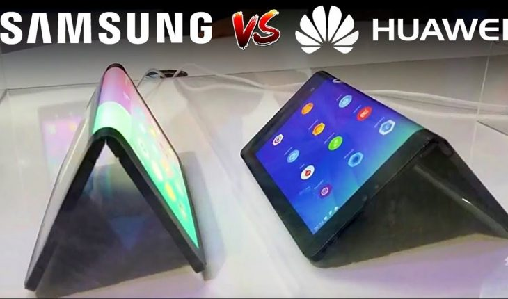 Huawei to release a foldable phone (even with poor specs) before Samsung