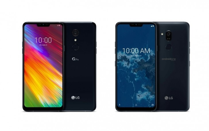 """LG launches """"LG G7 One"""" and """"LG G7 Fit"""" – Spot the difference"""