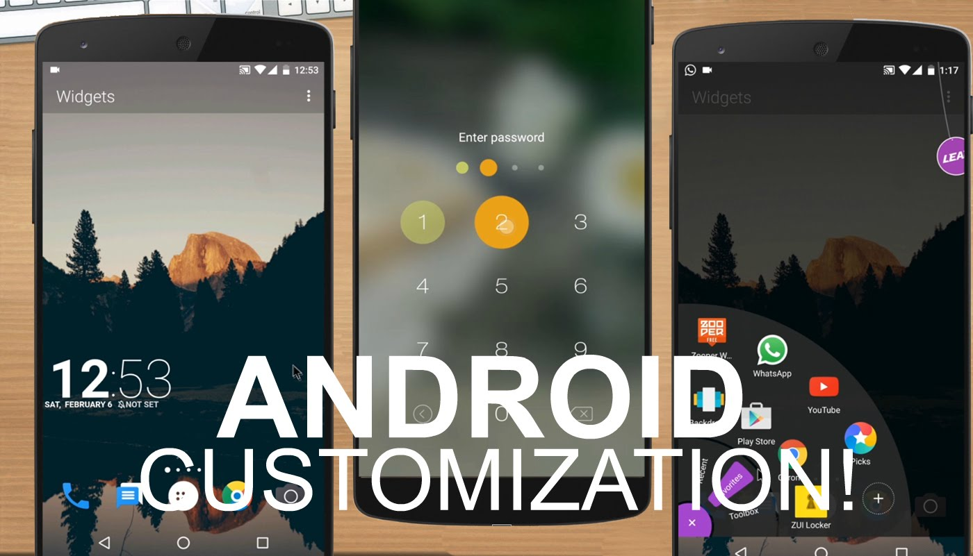 5 Best Android Apps to Customize Your Phone