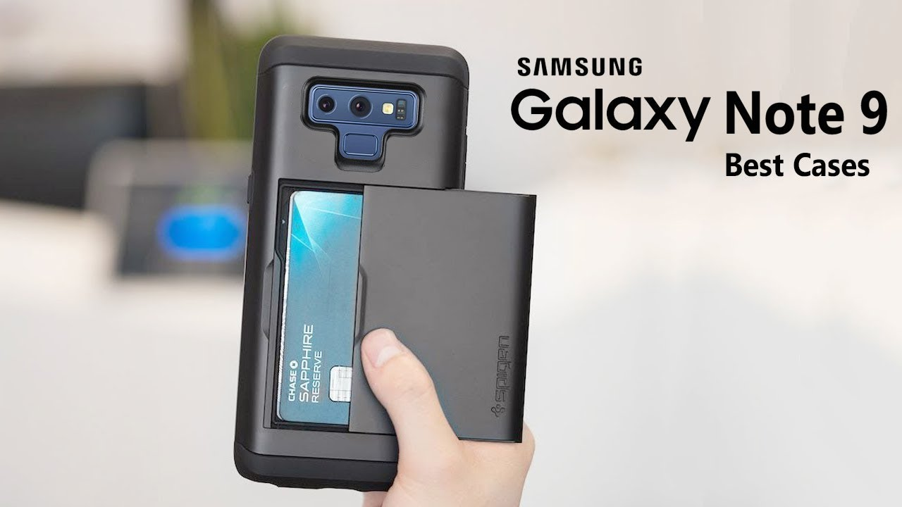 Best Waterproof Cases to Level-up Your Galaxy Note 9