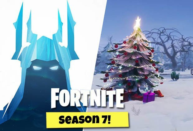 Fortnite Season 7: Winter Royale – Everything You Need to Know