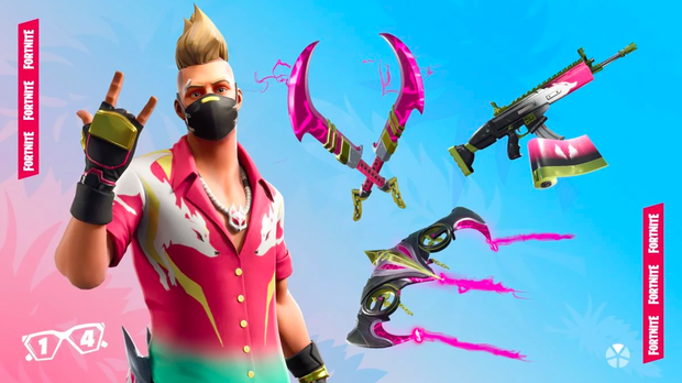 Fortnite update: 14 Days of Summer and new weapons you don't want to miss