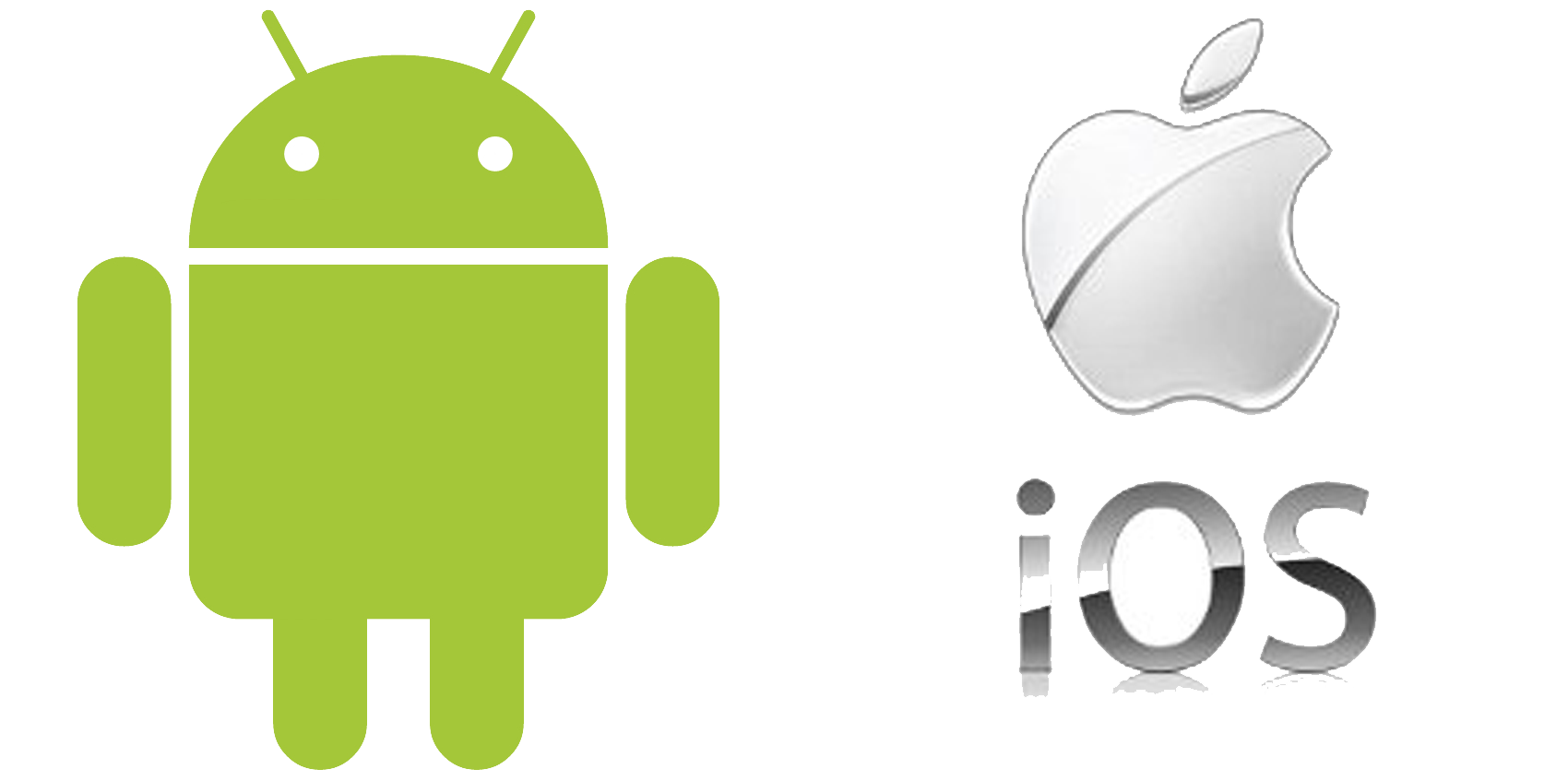 Android and iOS are more similar than we thought, if not twins