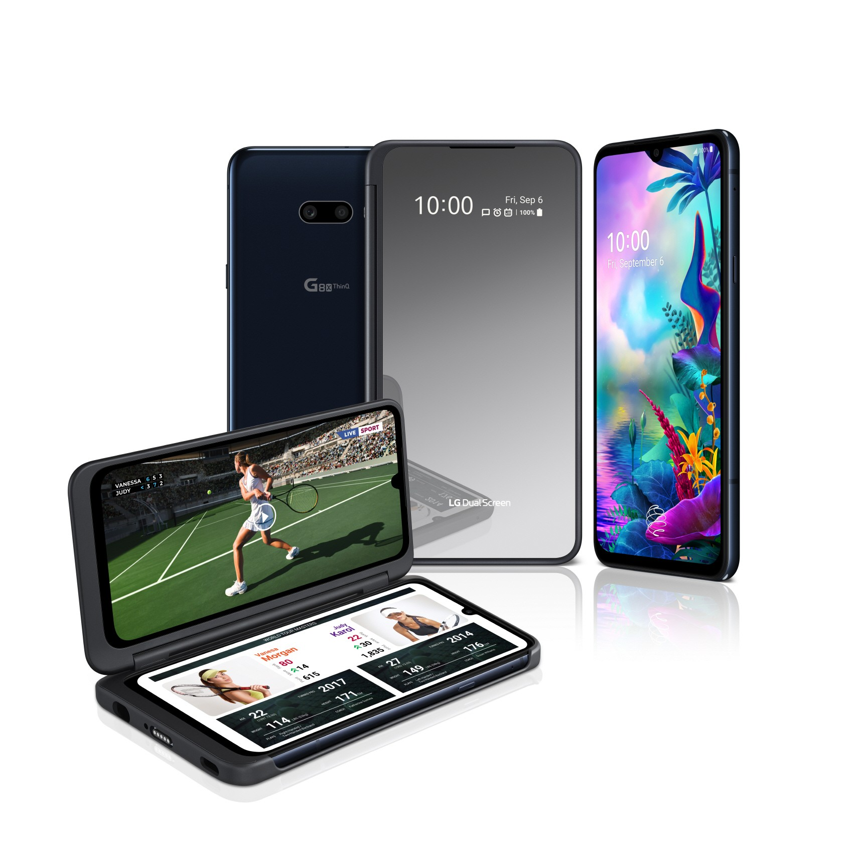 LG G8X ThinQ – Here's all you need to know about LG's foldable phone