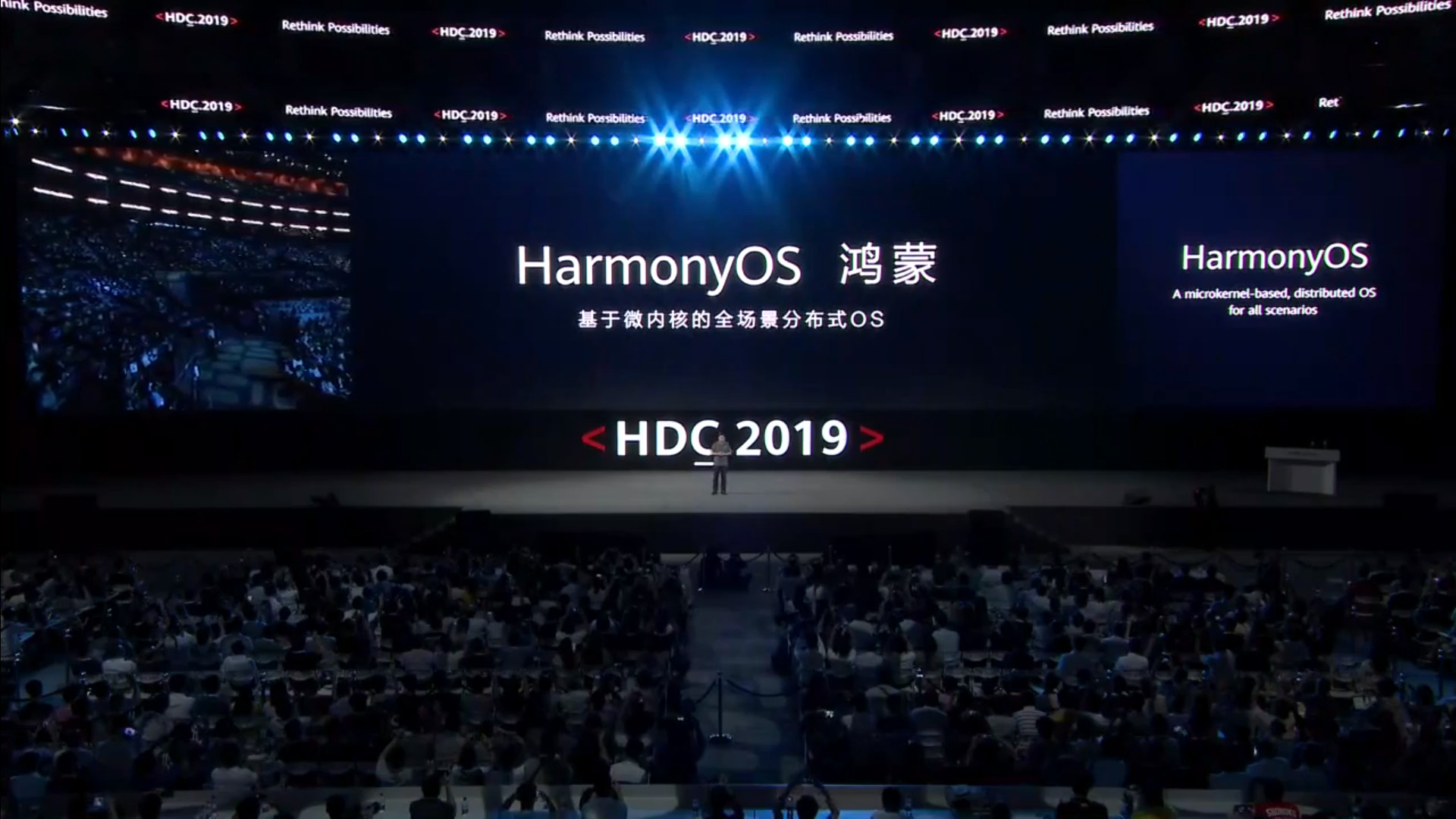 Huawei Introduces HarmonyOS- All New Distributed Operating System